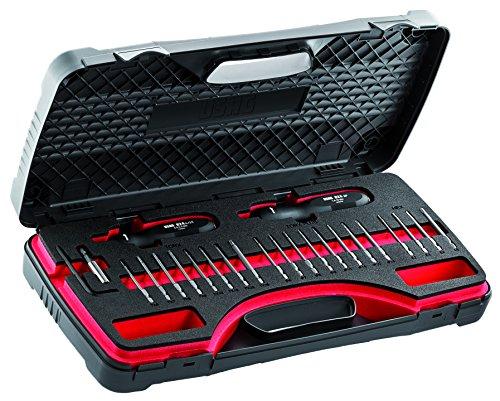 USAG 824 SK23 Universal Kit für den Austausch von Schneidplatten (23 Teile) U08240007 824 Kit