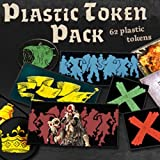 Zombicide Black Plague: Plastic Token Pack - Multilingual