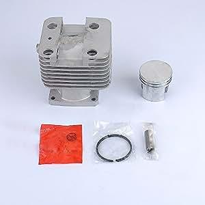 HIPA 40mm Kit Cylindre Piston pour Débroussailleuse Coupe-bordure STIHL FS120 FS200 FS200R FS250 FS250R