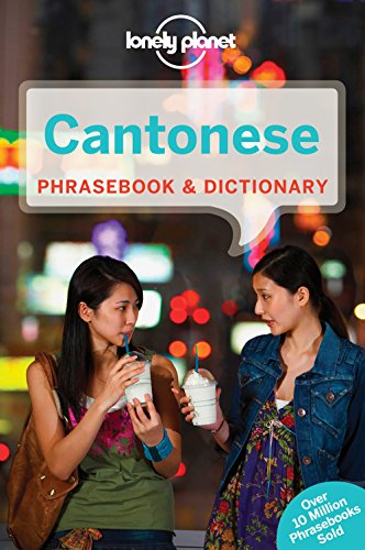Lonely Planet Cantonese Phrasebook & Dictionary