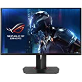 Asus ROG Swift PG278QR 68,68 cm (27 Zoll) Monitor (WQHD, HDMI, DisplayPort, 1ms Reaktionszeit, Nvidia G-Sync) schwarz