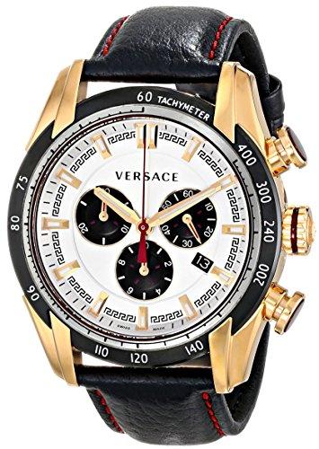 Versace VDB04-0014-IT - Orologio da polso uomo