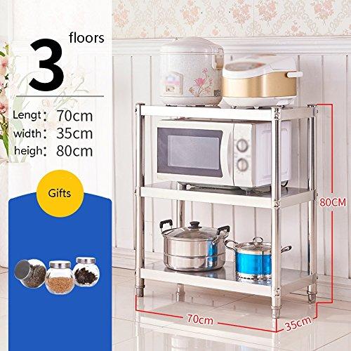 Mobili Da Cucina Acciaio.Kitchen Furniture Mobili Da Cucina Armadio Da Cucina In Acciaio Inox A Tre Strati Multifunzionale Armadio Da Cucina Wxp Cucine E Armadietti Da Cucina