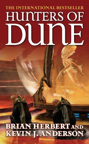 Hunters Of Dune por Brian Herbert