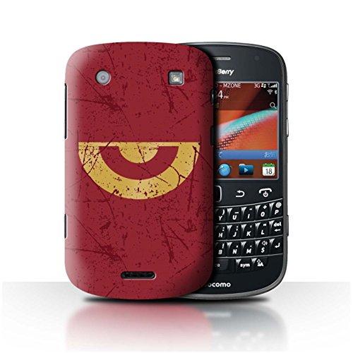 Stuff4® Hülle/Case für BlackBerry Bold 9900 / Qi'Ra Halskette Muster/Weltraum-Western-Film Kollektion -