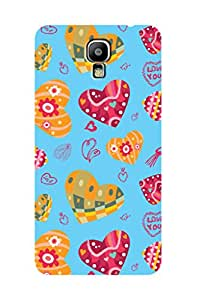 ZAPCASE PRINTED BACK COVER FOR SAMSUNG GALAXY S4