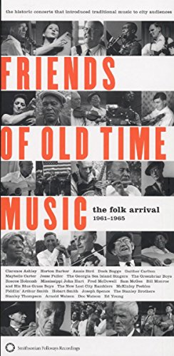 Friends of Old-Time Music (Records Old Time)
