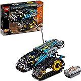 LEGO Technic- Stunt Racer Veicolo Telecomandato, Completamente Motorizzato per Ragazzi dai 9 Anni e Veri Appassionati di Motori, Multicolore, 42095