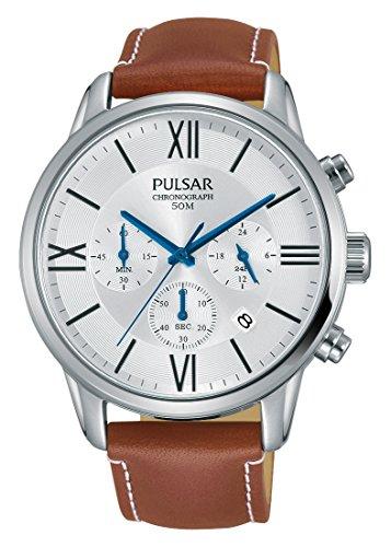 Pulsar Reloj Unisex de Analogico PT3807X1