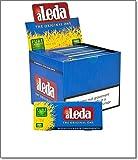 Una scatola di 30 pacchetti di cartine Aleda Blue Size