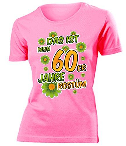 Das ist Mein 60er Jahre Kostüm 791 Damen -