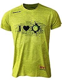 32ed1c814d4bc Luanvi Edición Limitada Camiseta técnica I Love Tennis