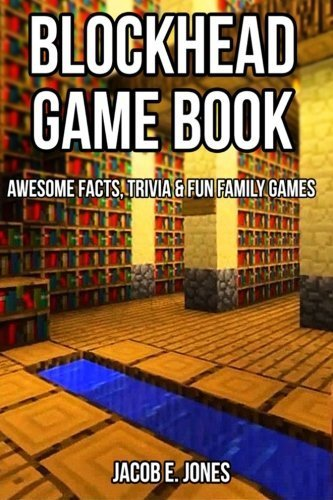 Awesome Facts, Trivia & Fun Family Games by Jacob E Jones (2014-12-06) ()