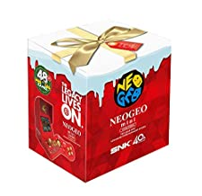 Console Retro Neo Geo Mini - Edition Limitée de Noël