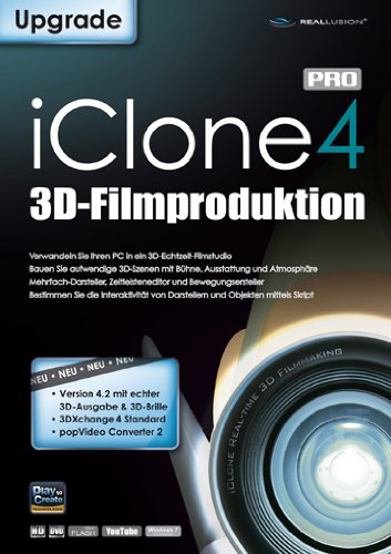 iClone 4.2 PRO Upgrade