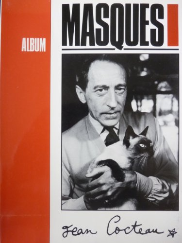 Album Masques : Jean Cocteau