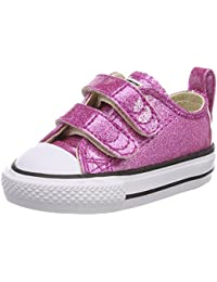Converse Unisex Kids' CTAS 2v Ox Trainers