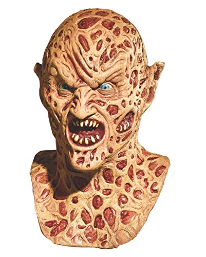 Horror-Shop Freddy Krueger Demon Maske