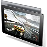 Tablette, Tablet computer, Cube iwork 1x i30 Intel Atom X5-Z8350 11.6 Inch IPS 19201080 4GB Ram 64GB Rom Win10+Android 5.1 Tablet PC MINI HDMI Bluetooth 2.0MP (Tablet (Front black back grey))