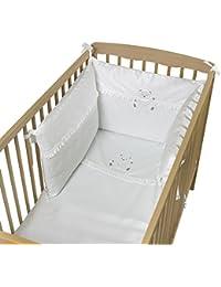 Câlin Câline Bianco Top of Bed 60x 120cm White