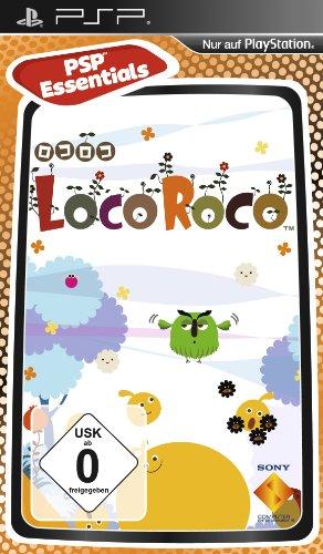 LocoRoco [Essentials] - [Sony PSP]