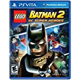 Warner Bros LEGO Batman 2 - Juego (PlayStation Vita, Acción, E10 + (Everyone 10 +))