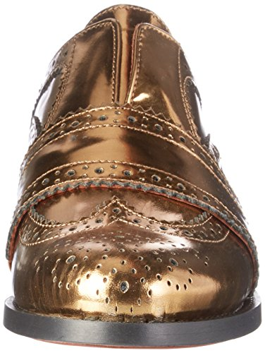 Hudson London Maddie, Francesine Donna Oro (Bronze)