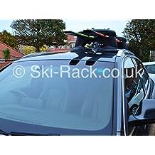BMW X5para esquí y snowboard Rack