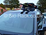 carluggagerack.co.uk Honda CRV Ski & Snowboard Rack