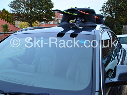 carluggagerack.co.uk Jeep Renegade Ski & Snowboard Rack -