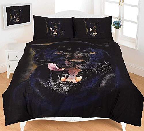Panther Und Andere Motive Günstige Bettwäsche Online