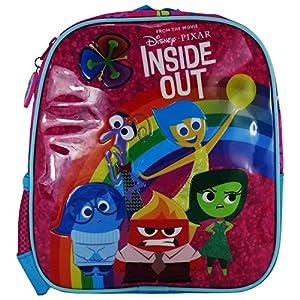51cLW5USYAL. SS300  - Disney Inside out Mochila Saco Bolso Escolar Asilo Lonchera para el Niño por Niña Chica