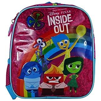 Disney Inside Out Mochila Saco Bolso Escolar Asilo Lonchera para el Niño por Niña Chica