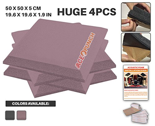 ace-punch-4-paquet-bougogne-auto-adhesif-plat-biseau-tuile-insonorisation-sonorisation-absorbeur-tra