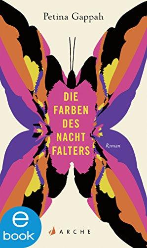 Buchseite und Rezensionen zu 'Die Farben des Nachtfalters' von Petina Gappah