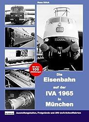 Die Eisenbahn auf der IVA 1965 in München