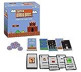 USAopoly USOCG005435 Super Mario Bros - Juego de Cartas