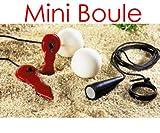 MINI Boule Petanque Boccia Zielkugel Kugelmagnet für Boulekugeln Jack