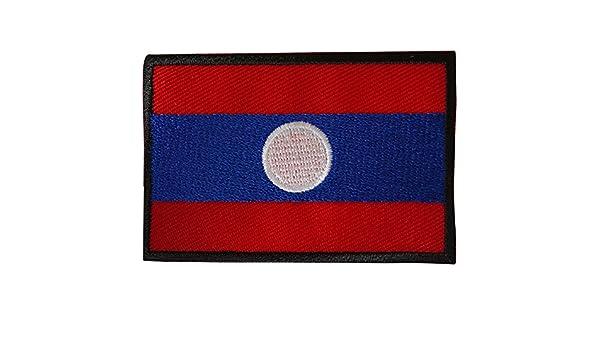 U24/toppa Thailandia con Stemma Applicazione Patch 9/x 6/cm