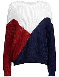 6d5ba3f806 Amazon.it: Maglione oversize - Donna: Abbigliamento