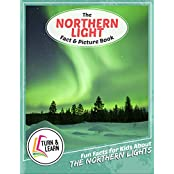 The Northern Light Fact and Picture Book: Fun Facts for Kids About Northern Lights (English Edition)