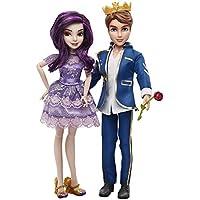 Disney Descendants Pack of 2 Dolls