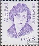 Prophila Collection USA 2613 (kompl.Ausg.) 1995 Persönlichkeiten - Alice Paul (Briefmarken für Sammler)