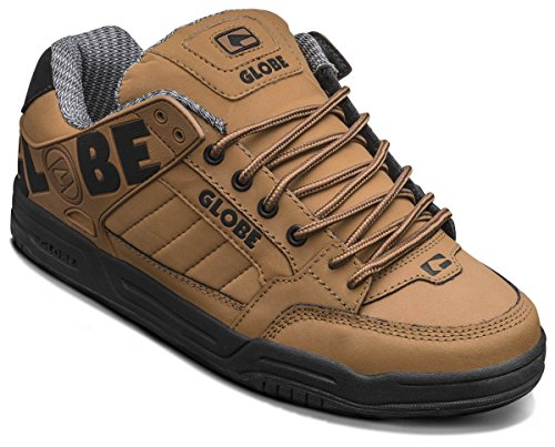 Globe Herren Tilt Skateboardschuhe Braun (Wheat/black/winter 16276)