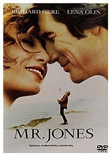 Mr. Jones [Region 2] (English audio. English subtitles) by Richard Gere