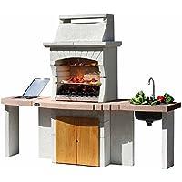 Amazon It Barbecue In Muratura Giardino E Giardinaggio