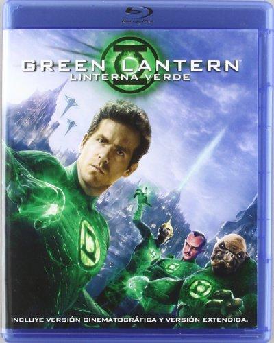 Linterna Verde [Blu-ray]