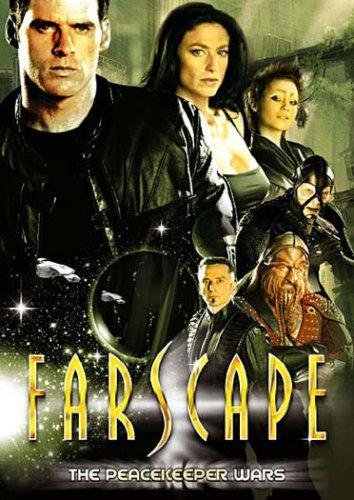 Farscape : The peacekeeper wars - Coffret 2 DVD [FR Import]