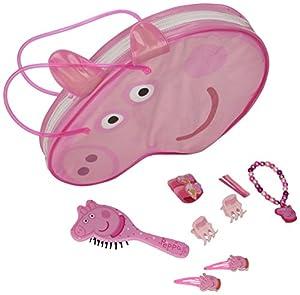Peppa Pig - Set de Accesorios de Belleza, Color Rosa (Cerdá 2500000171)