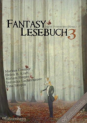 Buchseite und Rezensionen zu 'Fantasy-Lesebuch 3' von Markus Cremer